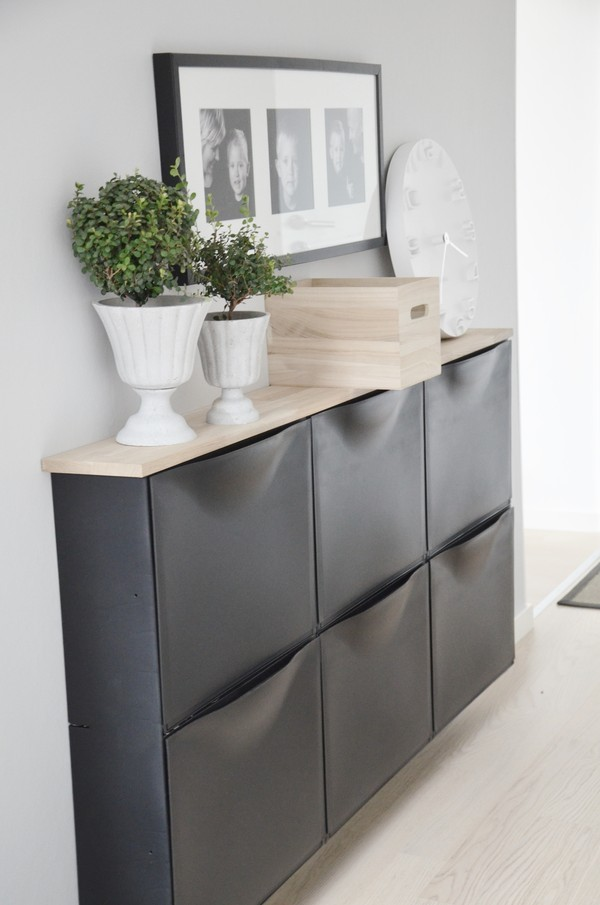 meuble chaussure ikea en plastique. Black Bedroom Furniture Sets. Home Design Ideas
