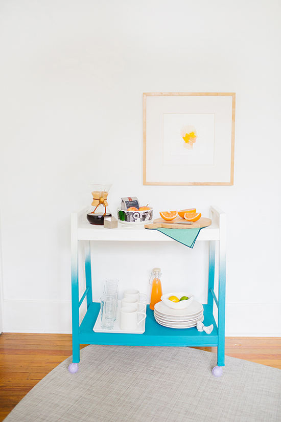 diy-ombre-bar-cart-from-a-tv-stand-1