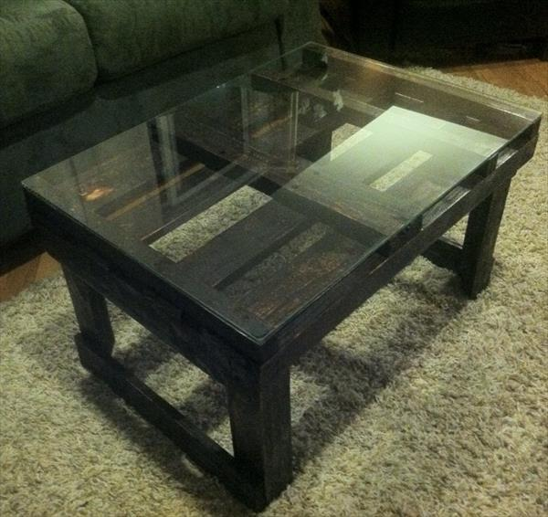 Modern Glass Coffee Table With Wheels: RALFRED'S BLOG DECO DIY - Part 3