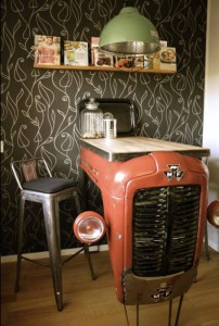 Old-Massey-Fergusson-tractor-repurposed-as-a-piece-of-industrial-design-for-in-your-interior-539x800