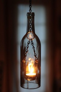 Lantern-styled-wine-bottle-pendant-light