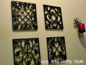 Faux-Metal-Wall-Art