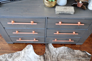 industrial-copper-drawer-pulls-how-to-painted-furniture-repurposing-upcycling