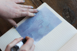 Photo-transfer-onto-paper