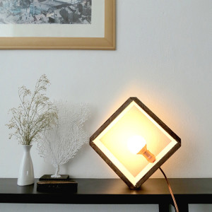 DIY wooden cube lamp ohohblog 12