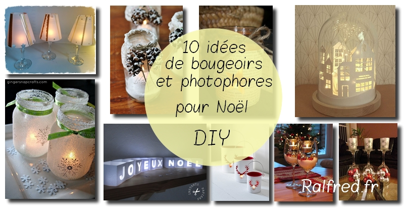 Photophore ralfred 39 s blog deco diy - Idees de photophore a faire soi meme ...