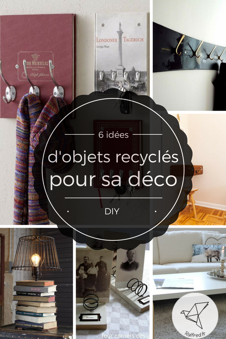 Porte manteaux ralfred 39 s blog deco diy for Objet deco pour table de salon