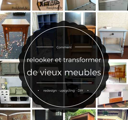 Relookage de meuble ralfred 39 s blog deco diy for Transformer un vieux meuble