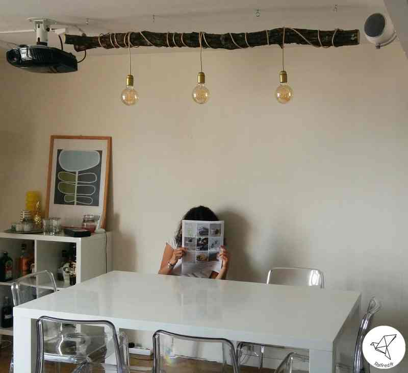 Luminaire ralfred 39 s blog deco diy for Grosse suspension