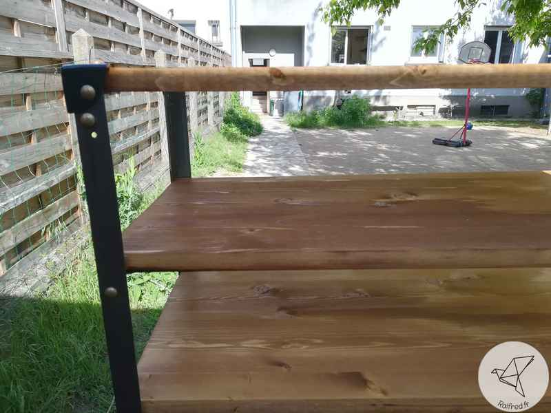 Diy ralfred 39 s blog deco diy - Meuble a chaussure style industriel ...